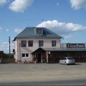 Продам кафе в д.Осурово