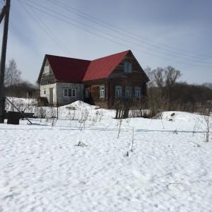 Продается жилой дом .
