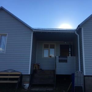 Продам дом +летняя кухня+беседка+бытовка.