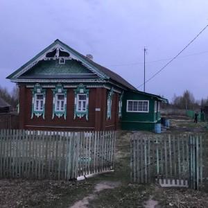 Продается жилой дом в деревне Рушиново