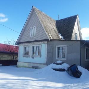 Продаются два жилых дома на одном участке