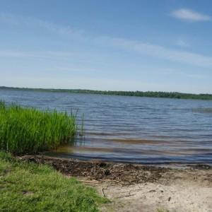 Продам участок у озера Вашутино
