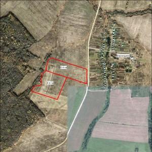 Продается земельный участок для организации ДНТ
