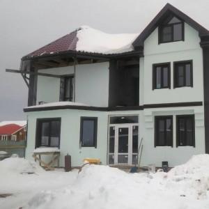 Продам коттедж в пригороде Переславля.