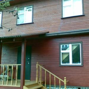 Продается жилой дом с участком