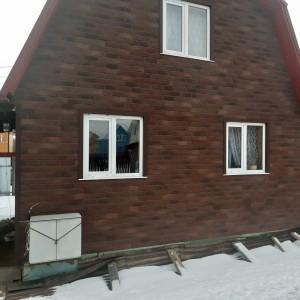 Продам отличный брусовой  дом с коммуникациями